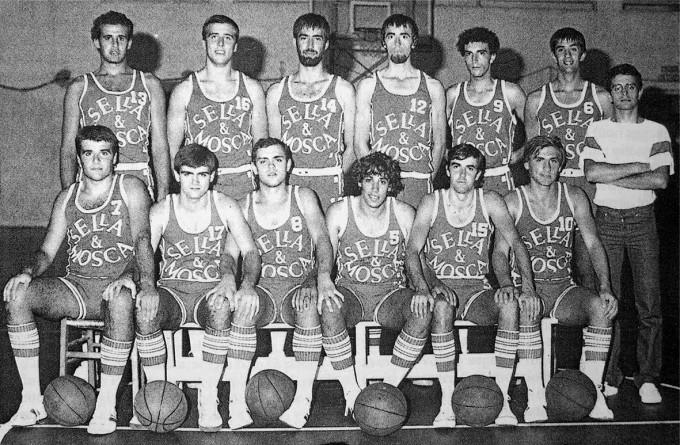 Dinamo Sassari 1979-1980