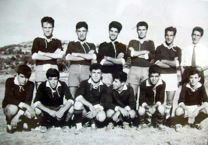Nurallao Calcio · 1962-1963