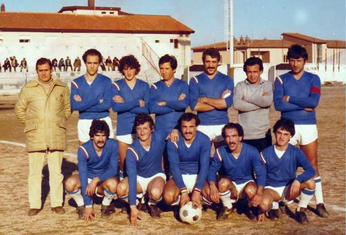Polisportiva Luogosanto - 1980-1981 TRE