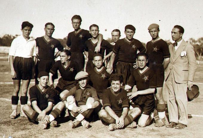 SEF Torres 1930-1931