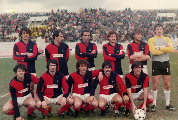 SEF Torres 1982-1983