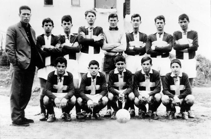Sguotti Calcio - Carbonia 1963-1964