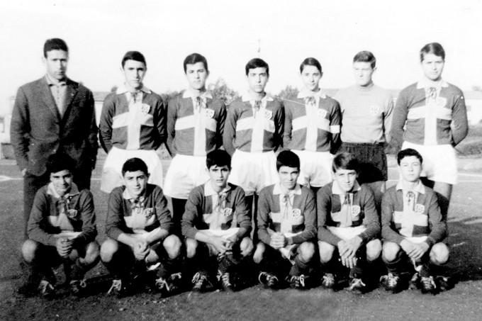 Sguotti Calcio - Carbonia 1964-1965