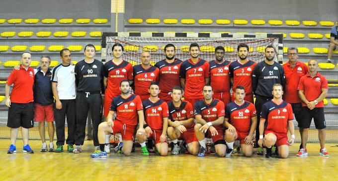 Sinergia Sassari Maschile 2014-2015