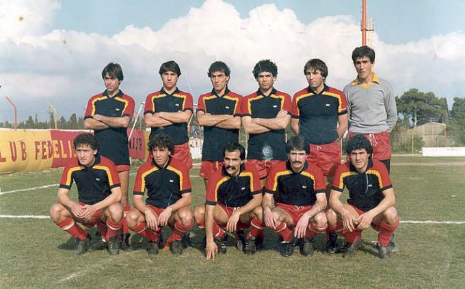 Alghero Calcio 1980-1981