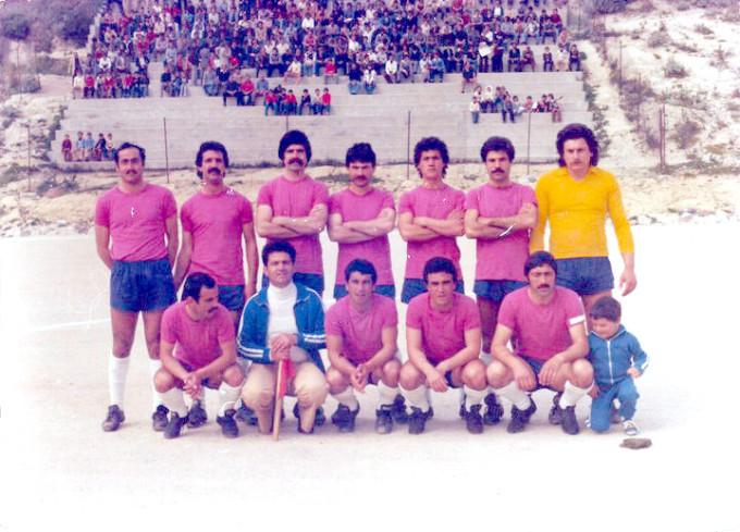 Castelsardo Calcio · 1976-1977