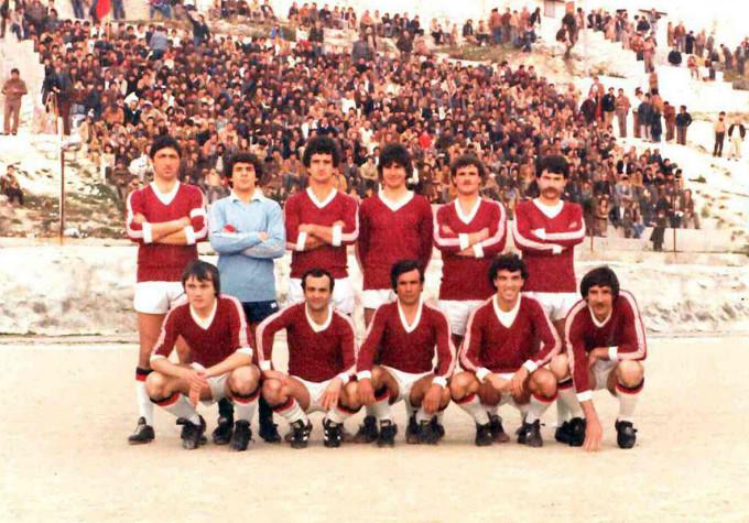 Castelsardo Calcio 1979-1980