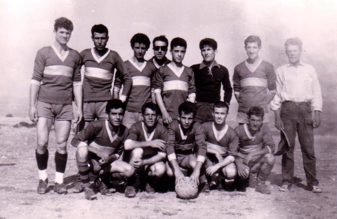 Chiaramonti Calcio - anni cinquanta