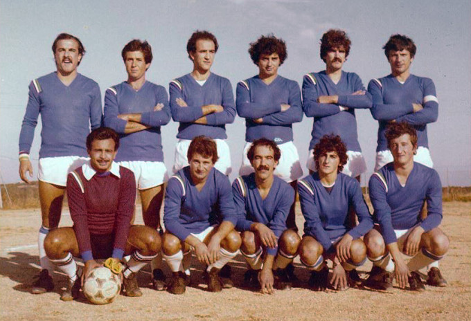 Polisportiva Luogosanto - 1980-1981 DUE