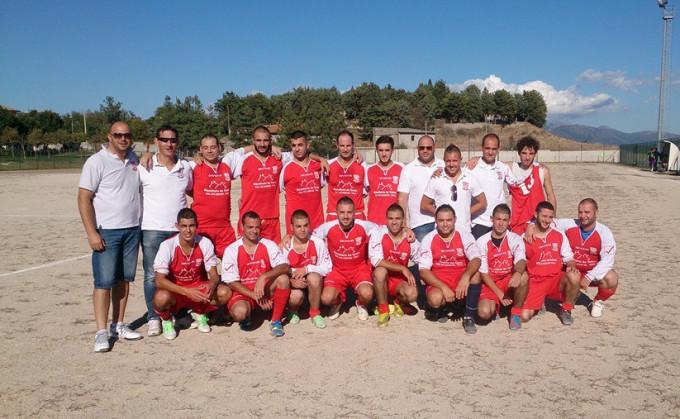 Tulese Calcio - Tula 2014-2015