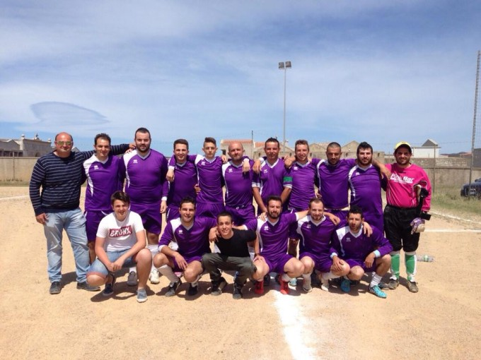 Bassacutena Calcio CSI - 2014-2015