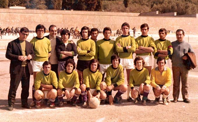 Cuglieri Calcio - 1982-1983