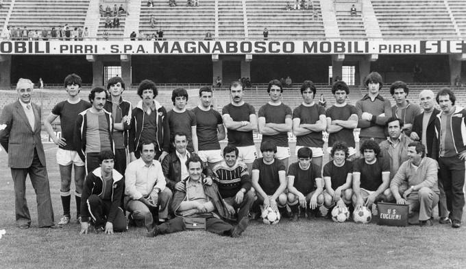 Cuglieri Calcio - anni ottanta