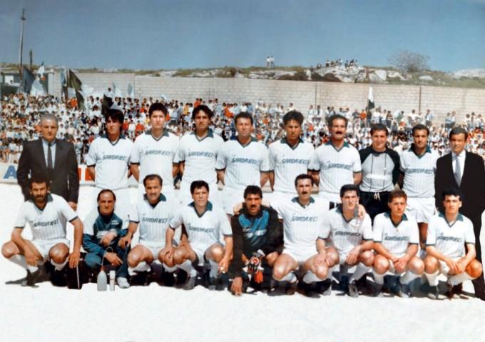 Ittiri Calcio anni ottanta