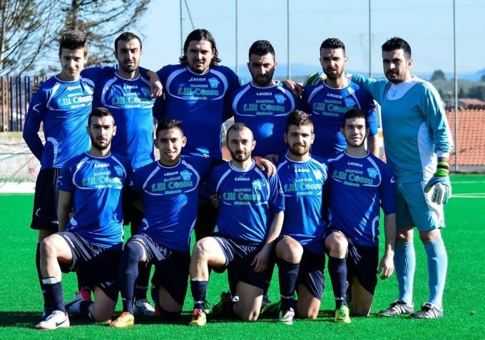 Montalbo Calcio - Siniscola 2014-2015