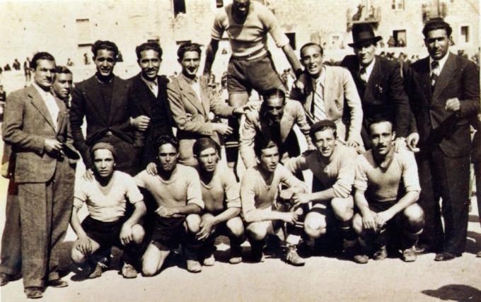 Olbia 1937-1938