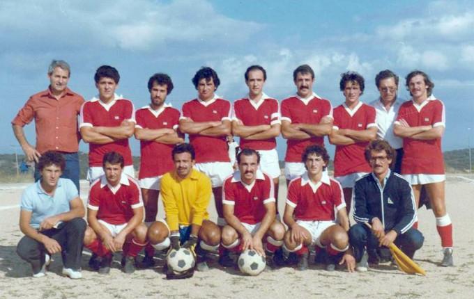 Polisportiva Luogosanto - 1981-1982 DUE