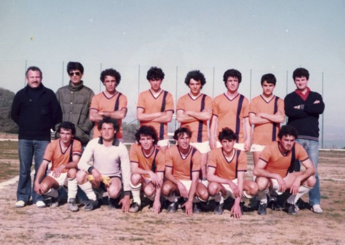 Polisportiva Villanovaforru - anni ottanta