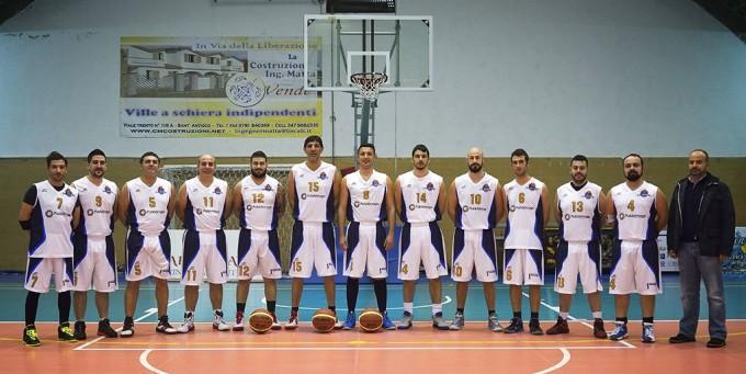 Sulcispes Basket Sant'Antioco 2014-2015