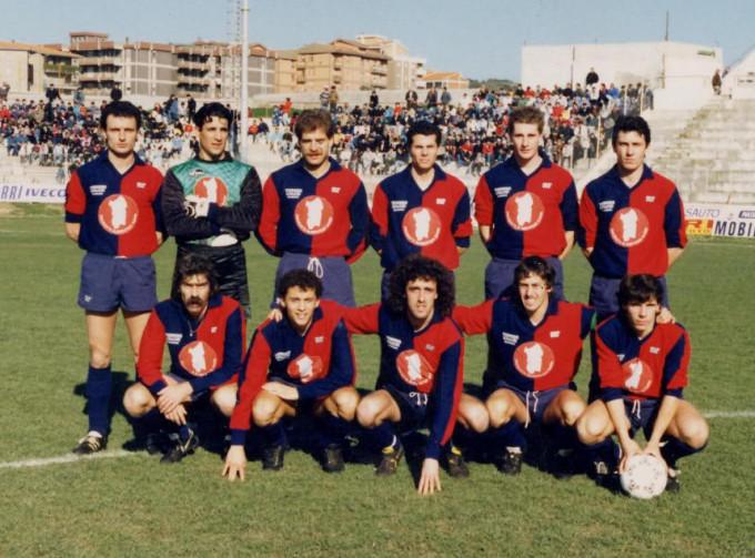 Torres Calcio anni ottanta