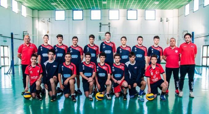 VBA Olimpia Sant'Antioco U17 - 2014-2015
