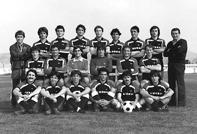 Carbonia Calcio 1981-1982