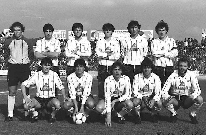 Carbonia Calcio - 1983-1984