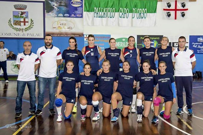 Castellanese Volley 2015-2016 serie B2