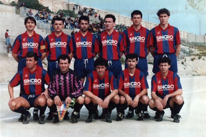 Castelsardo Calcio - 1991-1992