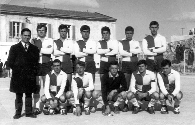 Ittiri Calcio anni sessanta