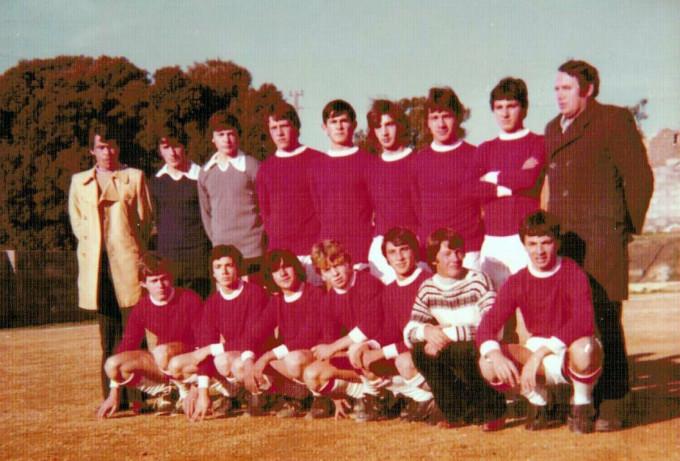 Lauras Calcio - Luras anni settanta