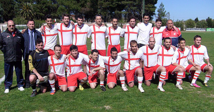 Monreale San Gavino 2013-2014
