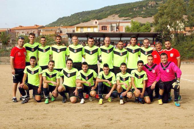Siamanna Calcio 2014-2015