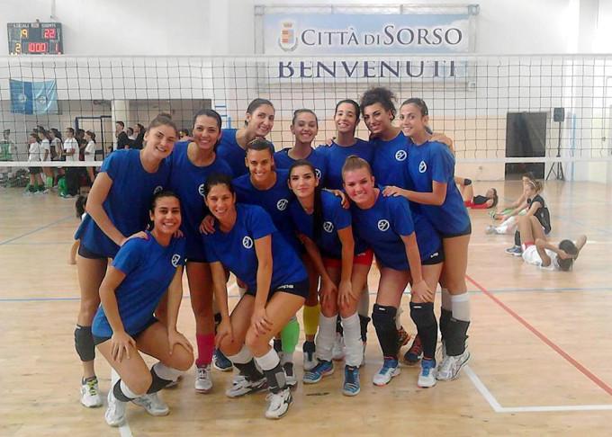 Sorso Volley 2015-2016 - serie C
