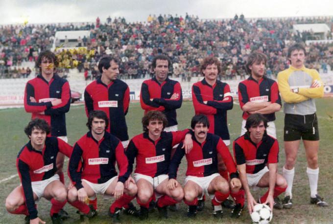 Torres 1982-1983