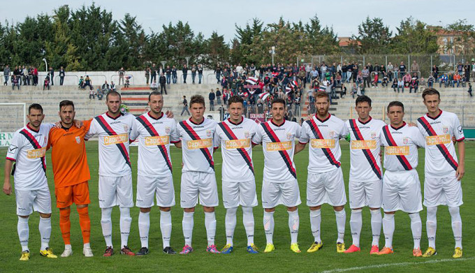 Torres Calcio - 2015-2016