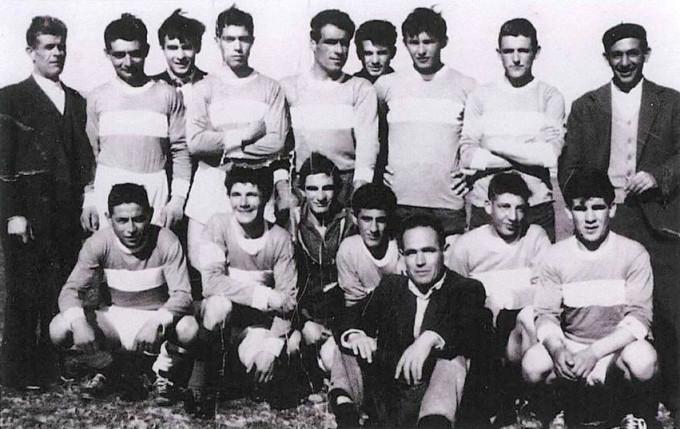 ASD Polisportiva Isili - 1968