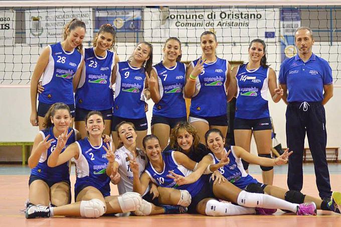 Ariete Oristano Femminile 2015-2016