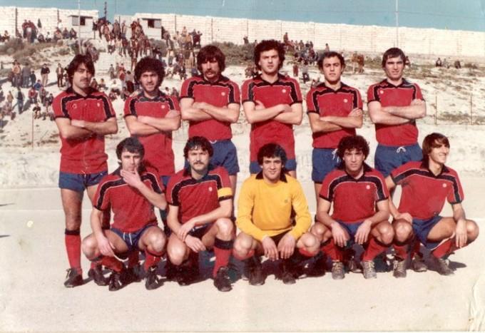 Castelsardo Calcio - 1980-1981