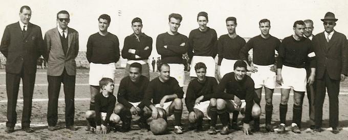 Gonnosfanadiga Calcio 1962-1963