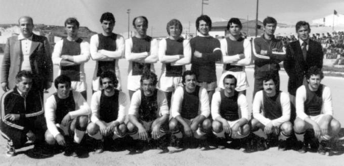 Ittiri Calcio anni settanta