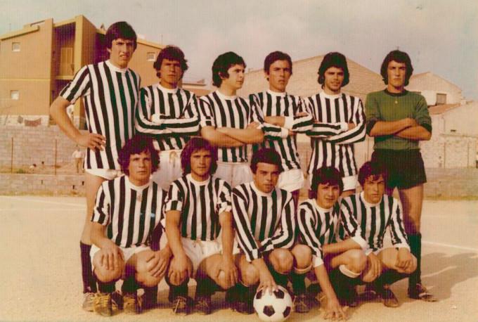 Lauras Calcio - Luras anni settanta DUE