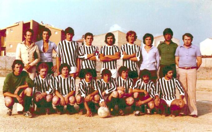 Lauras Calcio - Luras anni settanta TRE