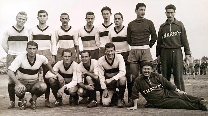 Tharros Calcio - Oristano 1950