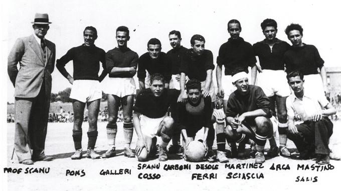 Torres Calcio - 1938