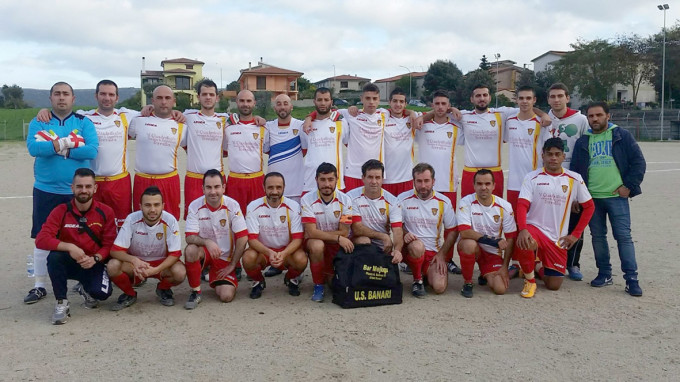 Banari Calcio CSI - 2015-2016