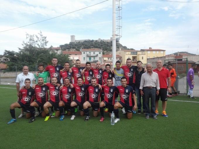 Bosa Calcio 2015-2016