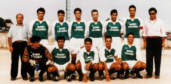 Ittiri Calcio 1992-1993