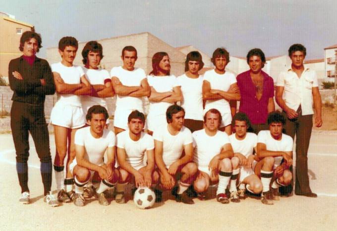 Lauras Calcio - Luras anni settanta QUATTRO