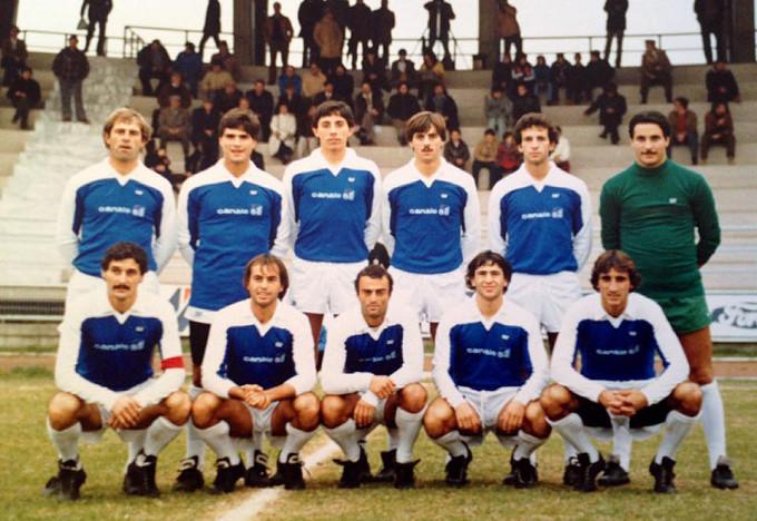 Olbia Calcio anni ottanta